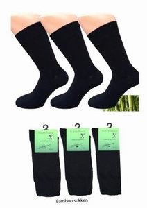 Bamboe sokken 3-pack