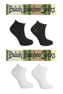 Bamboe sneakers 3-pack